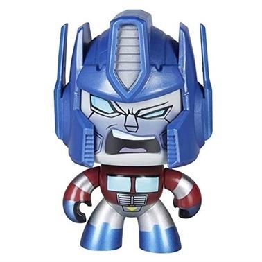Transformers Mighty Muggs Optimus Figür Renkli